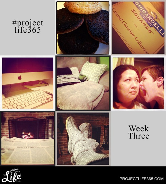 Project Life 365: Photo Project Week Three